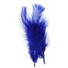 "Marabou Feathers 4-6"" Royal"